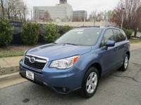 Certified Used 2016 Subaru Forester 2.5i in Gaithersburg