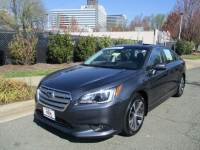 Certified Used 2017 Subaru Legacy 3.6R Limited with in Gaithersburg