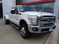 Used 2015 Ford Super Duty F-350 DRW Lariat Pickup