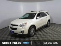 Pre-Owned 2015 Chevrolet Equinox LTZ SUV for Sale in Sioux Falls near Brookings