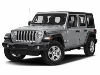 Used 2019 Jeep Wrangler Unlimited Sahara SUV