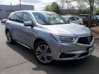 2018 Acura MDX 3.5L 9-Speed Automatic