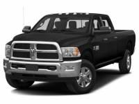 2016 Ram 3500 Crew Cab Big Horn Truck Crew Cab