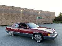Used 1989 Cadillac Fleetwood Coupe For Sale at Paul Sevag Motors, Inc. | VIN: 1G6CB1154K4274517