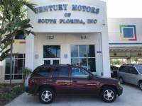 2007 Chevrolet TrailBlazer LS 4.2L Inline 6 cylinder Cloth Seats Power Windows