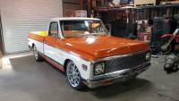 1972 Chevrolet C 10 Big Block