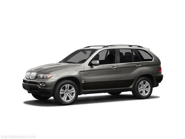 Photo Pre-Owned 2006 BMW X5 4.4i for Sale in Medford, OR
