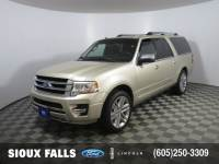 Pre-Owned 2017 Ford Expedition EL Platinum SUV for Sale in Sioux Falls near Brookings