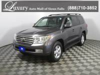 Pre-Owned 2008 Toyota Land Cruiser SUV for Sale in Sioux Falls near Brookings