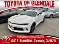 Used 2017 Chevrolet Camaro, Glendale, CA, Toyota of Glendale Serving Los Angeles
