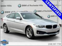 Certified Pre-Owned 2017 BMW 3 Series 330 Gran Turismo i xDrive Hatchback For Sale in Shelby Township