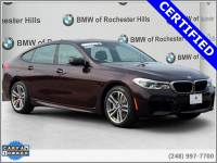Certified Pre-Owned 2019 BMW 6 Series 640 Gran Turismo i xDrive Hatchback For Sale in Shelby Township