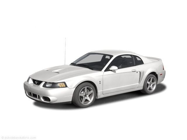 Photo 2003 Ford Mustang SVT Cobra 2dr Cpe SVT Cobra Coupe in Clearwater