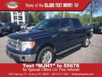 Used 2010 Ford F-150 Lariat Pickup