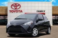 2018 Toyota Yaris 3-Door L Auto