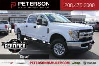 2019 Ford Super Duty F-250 4WD Crew Cab Box Truck
