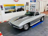 1967 Chevrolet Corvette - TWO TOP CONVERTIBLE - TRI POWER 427 - TANK STICKER -