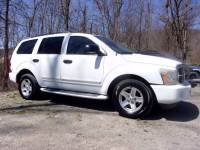 2005 Dodge Durango Limited 4WD 4dr SUV w/ Front, Rear and Third Row Head Airbags