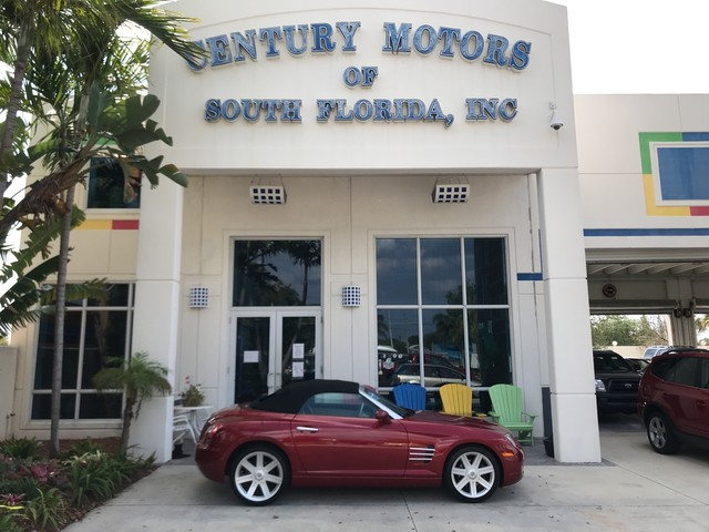 Photo 2006 Chrysler Crossfire Limited Leather Seats Alloy Wheels Power Top