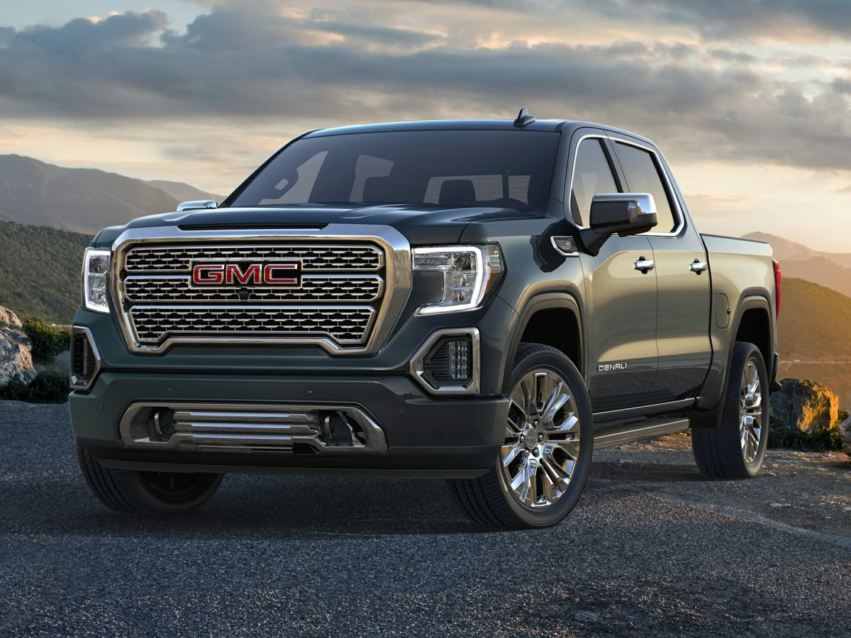Photo 2019 GMC Sierra 1500 AT4 Truck In Clermont, FL