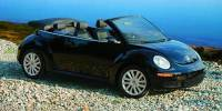 Pre-Owned 2008 Volkswagen New Beetle Convertible SE