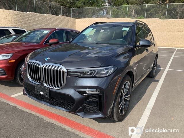 Photo 2019 BMW X7 xDrive50i w M SportLuxury SeatingPremium SUV in San Antonio