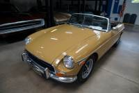 1972 MG MGB Mark III Roadster