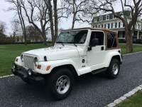 1999 Jeep Wrangler Sahara Automatic Sahara