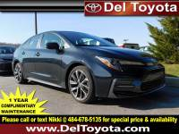 Certified Pre-Owned 2020 Toyota Corolla For Sale in Thorndale, PA | Near Malvern, Coatesville, West Chester & Downingtown, PA | VIN:JTDT4RCE4LJ013958