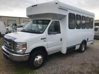 2012 Ford E-350 Wheelchair Shuttle Bus