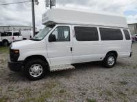 2014 Ford E350 Extended Hightop Wheelchair Paratransit Commercial