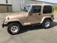 1999 Jeep Wrangler Sahara 4x4