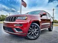 Used 2018 Jeep Grand Cherokee HIGH ALTITUDE LEATHER NAV PANO 1 OWNER CARFAX