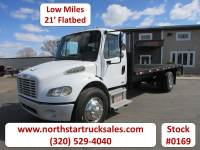Used 2005 Freightliner Business Class M2 Flatbed Truck