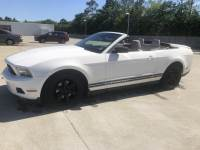 Used 2012 Ford Mustang V6 Convertible