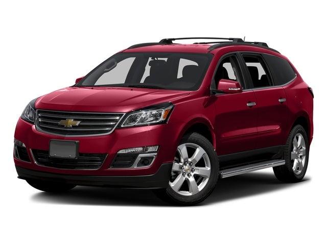 Photo 2016 Chevrolet Traverse LT - Chevrolet dealer in Amarillo TX  Used Chevrolet dealership serving Dumas Lubbock Plainview Pampa TX