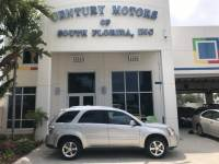 2007 Chevrolet Equinox LT Leather Sunroof AWD Clean CarFax Original Miles