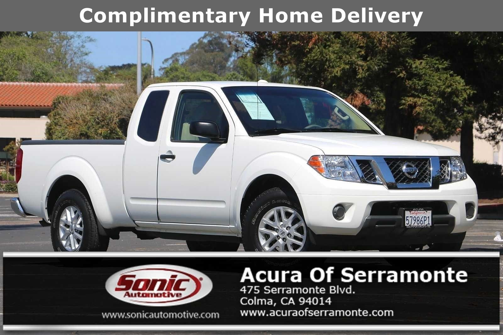 Photo Used 2014 Nissan Frontier SV-I4 For Sale in Colma CA  Stock TEN711331  San Francisco Bay Area