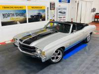 1971 Chevrolet Chevelle - CONVERTIBLE - 4 SPEED - FRESH PAINT- SEE VIDEO