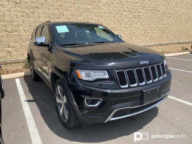 Photo 2015 Jeep Grand Cherokee Limited SUV in San Antonio
