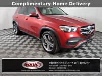 Certified Pre-Owned 2020 Mercedes-Benz GLE 350 4MATIC SUV in Denver
