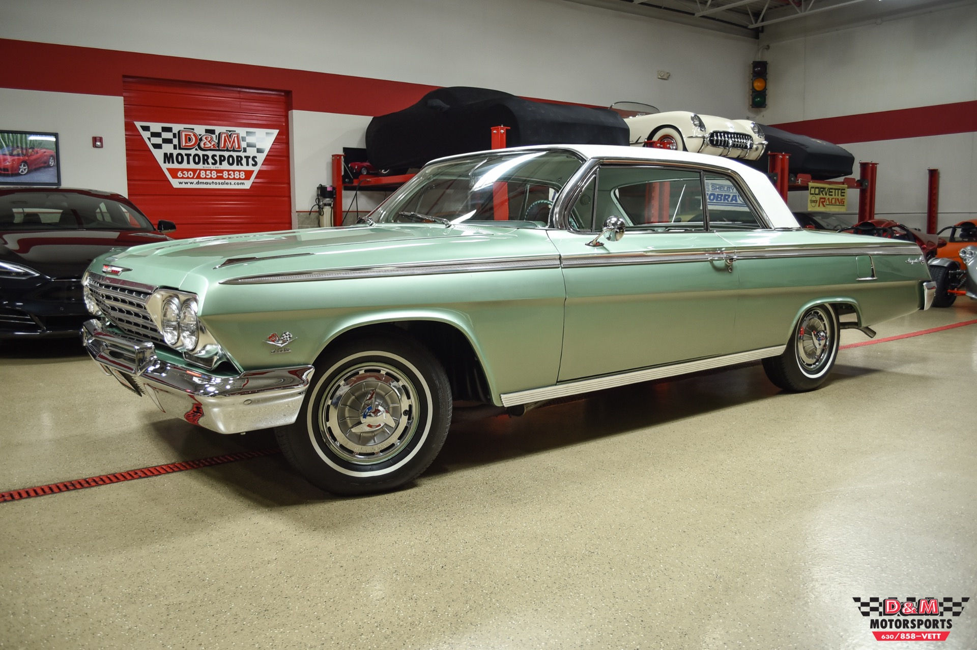 Photo 1962 Chevrolet Impala SS
