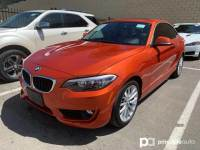 2015 BMW 2 Series 228i w/ Premium/Driving Assist/Technology Coupe in San Antonio