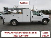 Used 2001 Ford F-550 4x2 Service Utility Truck