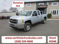 Used 2012 Chevrolet 2500HD 4x4 Ext-Cab Short Box Pickup