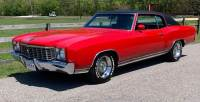 1972 Chevrolet Monte Carlo Great Driving Classic