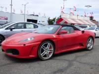 2008 Ferrari F430 Spider Convertible XSE serving Oakland, CA