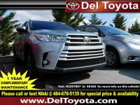 Certified Pre-Owned 2017 Toyota Highlander For Sale in Thorndale, PA | Near Malvern, Coatesville, West Chester & Downingtown, PA | VIN:5TDJZRFHXHS397897