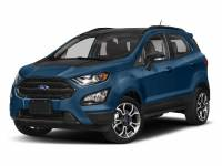 Pre-Owned 2020 Ford EcoSport SES SUV for Sale in Sioux Falls near Brookings