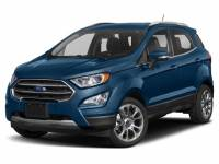 Pre-Owned 2020 Ford EcoSport Titanium SUV for Sale in Sioux Falls near Brookings